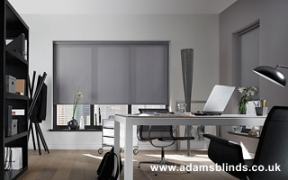 Made To Measure Roller Blinds With Professional Fitting Service