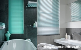 Made To Measure Aluminium Venetian Blinds With Professional Fitting Service