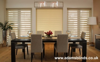 Made To Measure Vision Blinds With Professional Fitting Service