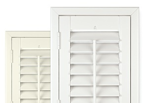 SHUTTERS • Daytime, evening, weekend and after office hours appointments • fitting service