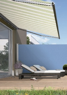 AWNINGS • Daytime, evening, weekend and after office hours appointments • fitting service