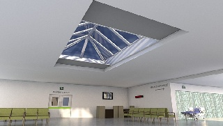XXL Skylight Blinds | Flat Rooflight Blinds | Electric Rooflight Blinds With Fitting Service In London