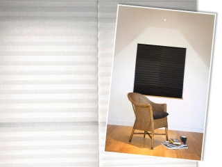 Temporary Blinds - while waiting for the real blinds being manufactured